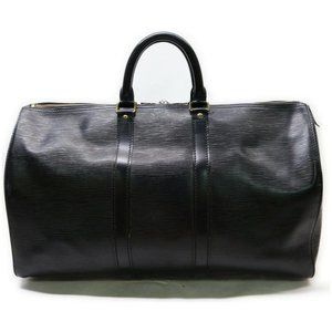 Louis Vuitton Epi Keepall 45 Duffle Bag 862202
